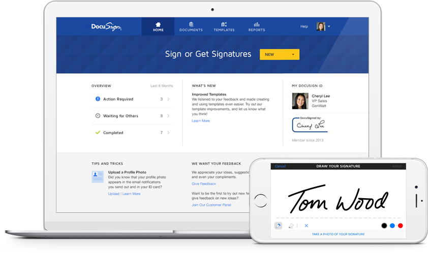 Small Business Questions About DocuSign eSignature Answered